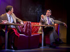 Bobby Cannavale (right) stars in Glengarry Glen Ross on Broadway. Cannavale has also starred in television shows such as HBO's Boardwalk Empire and in films such as The Station Agent.