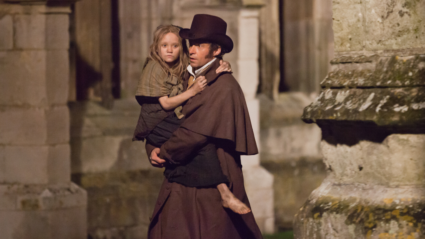 Movie Reviews Les Miserables In Paris Misery And Music Blended For The Big Screen Npr