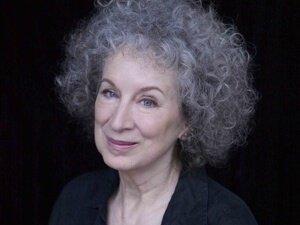Margaret Atwood surfacing
