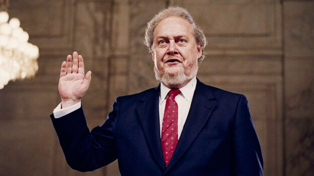 Robert Bork, nominated by