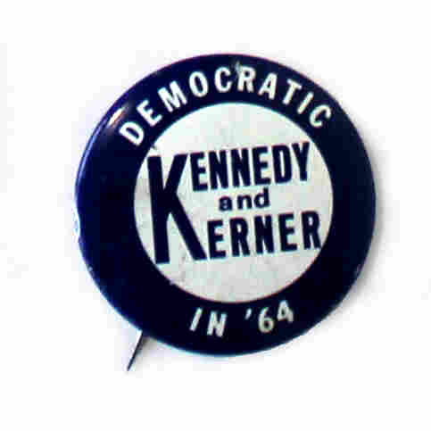 Illinois Democrats were ready to reelect President John F. Kennedy and Gov. Otto Kerner in 1964. Tragically, Kennedy never lived to see that 1964 campaign, having been assassinated in November 1963.