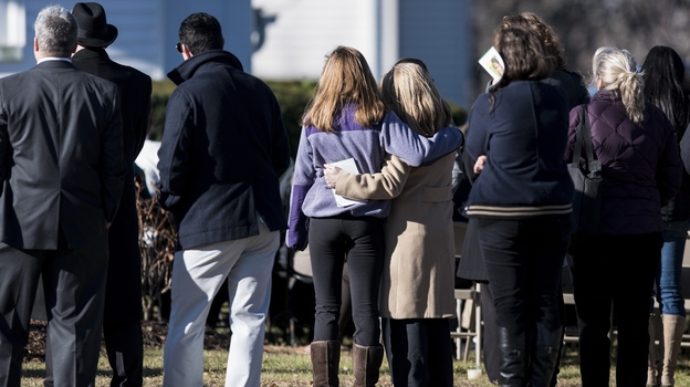 The grief a bereaved parent feels resides deep within and is individually expressed. Different people respond in different ways. (Getty Images)