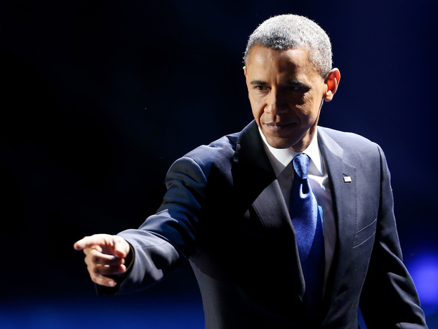 President Obama Is 'Time' Magazine's 'Person Of The Year'