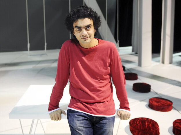 "Tenor Rolando Villazon: ""I don't think you learn anything from blogs and reviews."""