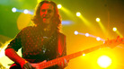 Geddy Lee of Rush performs at the Barclays Center on October 22, 2012 in Brooklyn.