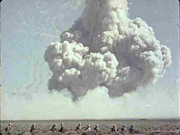 Blast in air