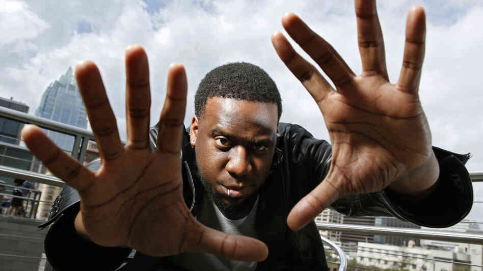 Robert Glasper at SXSW in March 2012.