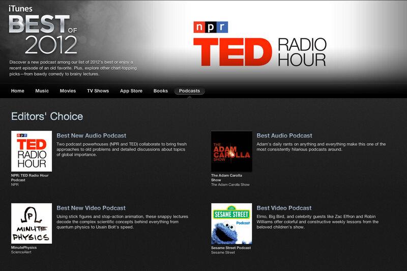 NPR In The News: Podcast Edition : NPR Extra : NPR
