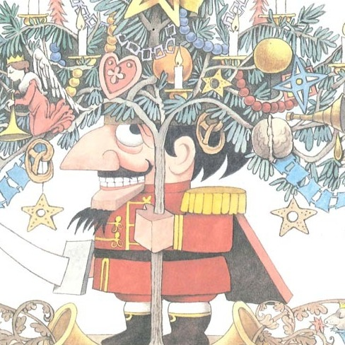 cover image from Nutcracker