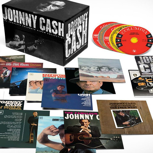 For a Johnny Cash superfan, the 63-disc Complete Columbia Album Collection is a dream come true.