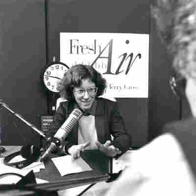 Terry Gross, 1987