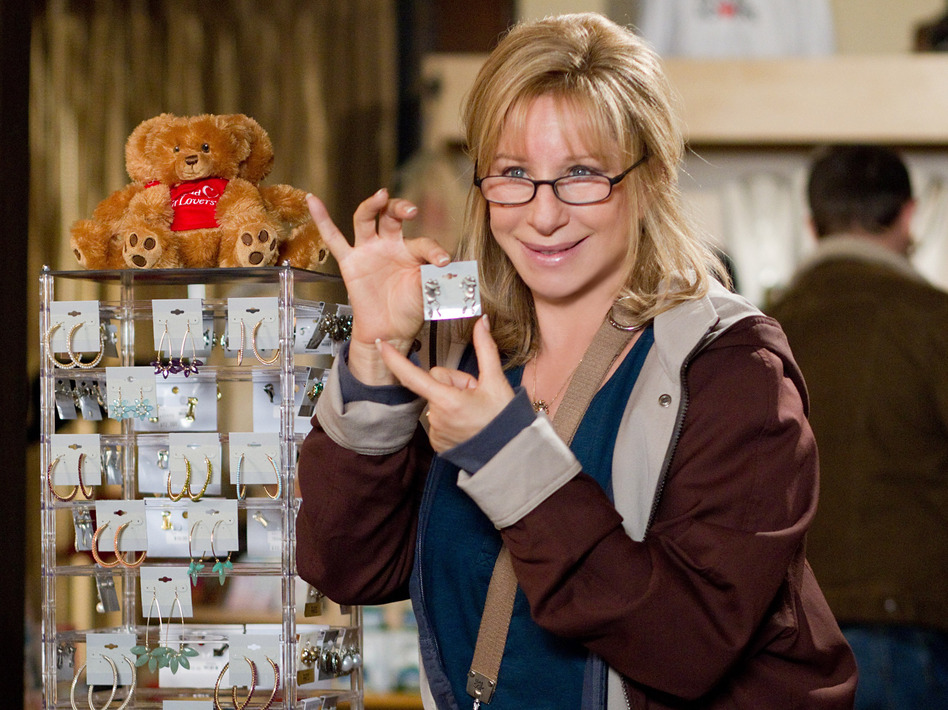 Barbra Streisand is Joyce Brewster in <em>The Guilt Trip</em>. The multitalented performer has won an Oscar, an Emmy, a Grammy and a Tony — a feat achieved by fewer than a dozen artists.