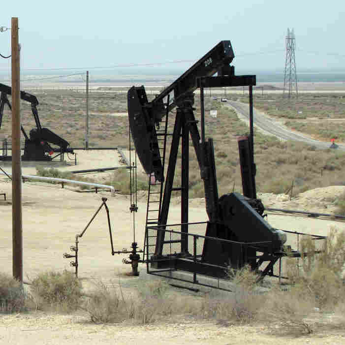 Next In Line For A Fracking Boom, California Looks At The Rules