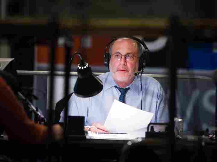 Robert Siegel, Senior Host of All Things Considered