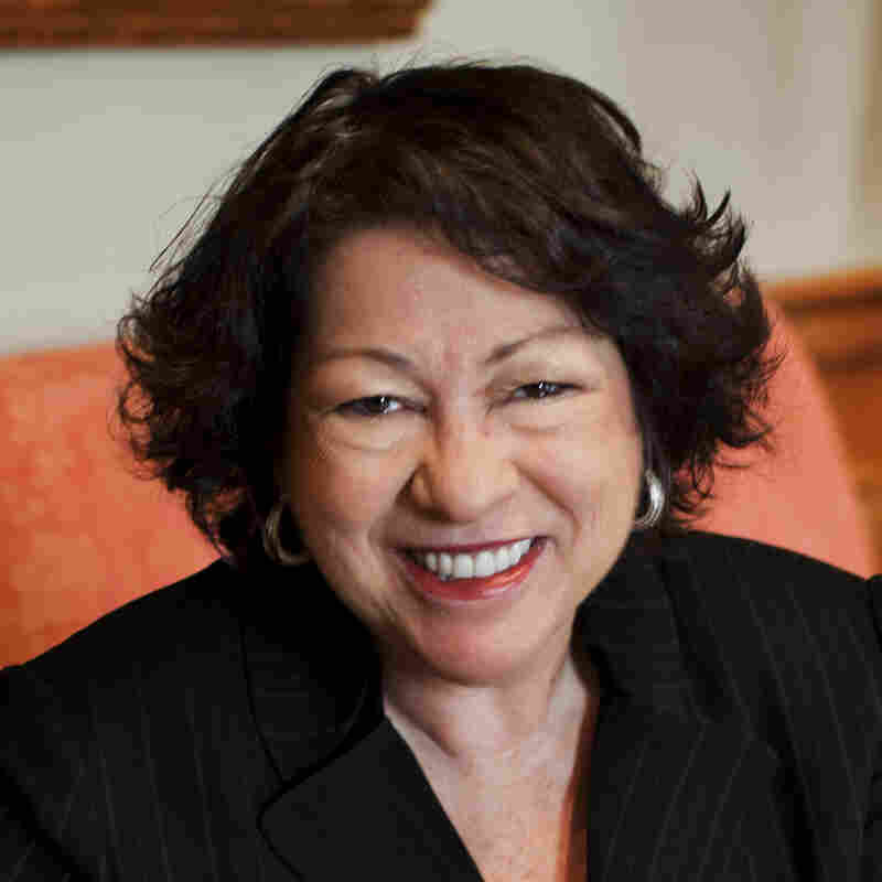 A Justice Deliberates: Sotomayor On Love, Health And Family