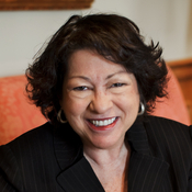 Supreme Court Justice Sonia Sotomayor spoke with NPR in December at the Supreme Court in Washington, D.C.