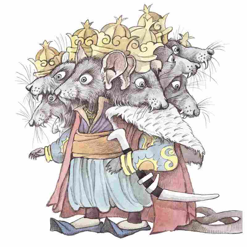 """Maurice Sendak worked on a version of The Nutcracker for the Pacific Northwest Ballet in 1983, and put out a book in 1984.  He described Hoffmann's story as having """"bite and muscle, the way the Grimm fairy tales do."""""""