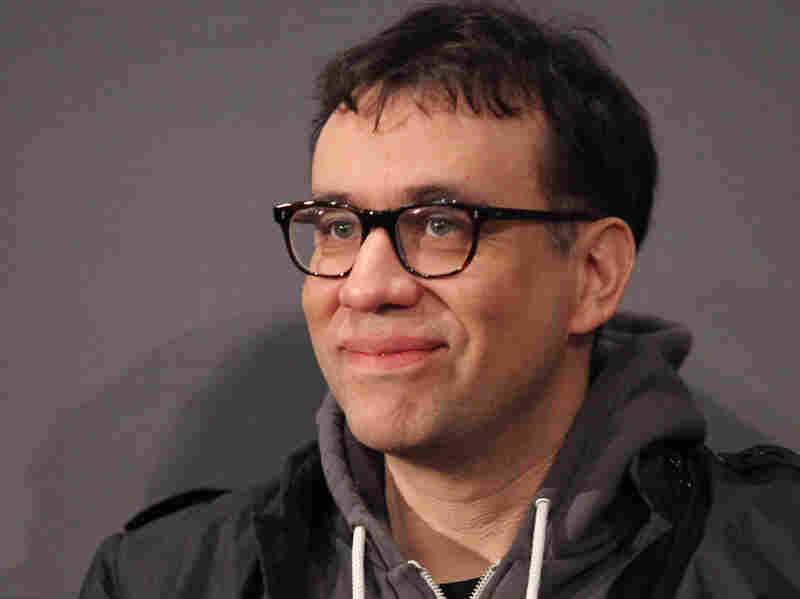 Actor Fred Armisen in New York City on Jan. 31, 2011