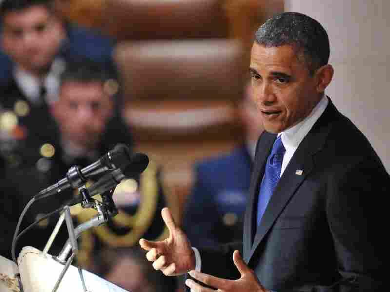 "Sen. Daniel Inouye ""embodied the spirit of aloha,"" President Obama said."