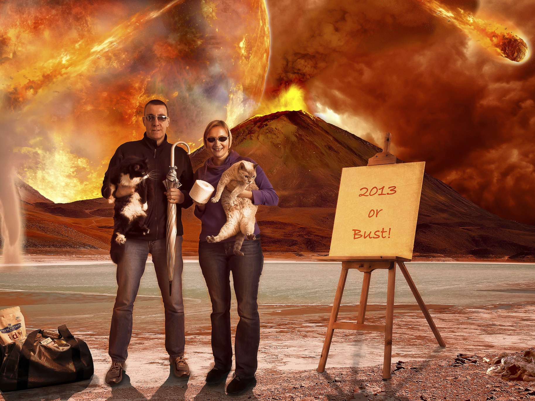 Phew! You Survived The Mayan Apocalypse. Now What?