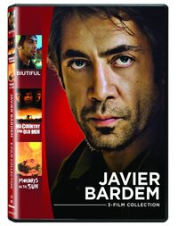 The cover of the Javier Bardem three-film collection.