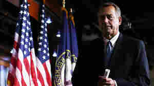 House Speaker John Boehner, R-Ohio, on Thursday in the Capitol.