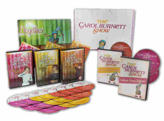 The cover of The Carol Burnett Show: The Ultimate Collection.