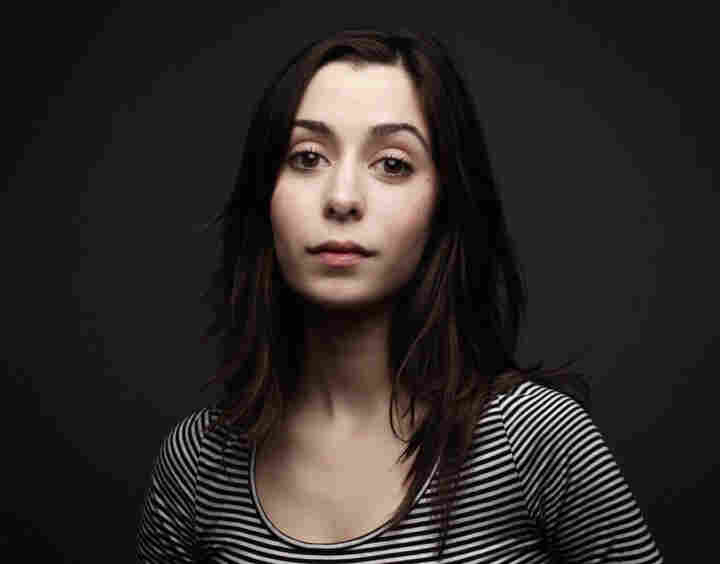 Cristin Milioti, star of the Broadway show Once.