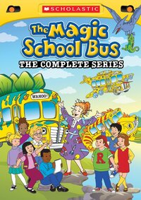 The cover of Magic School Bus: The Complete Series.