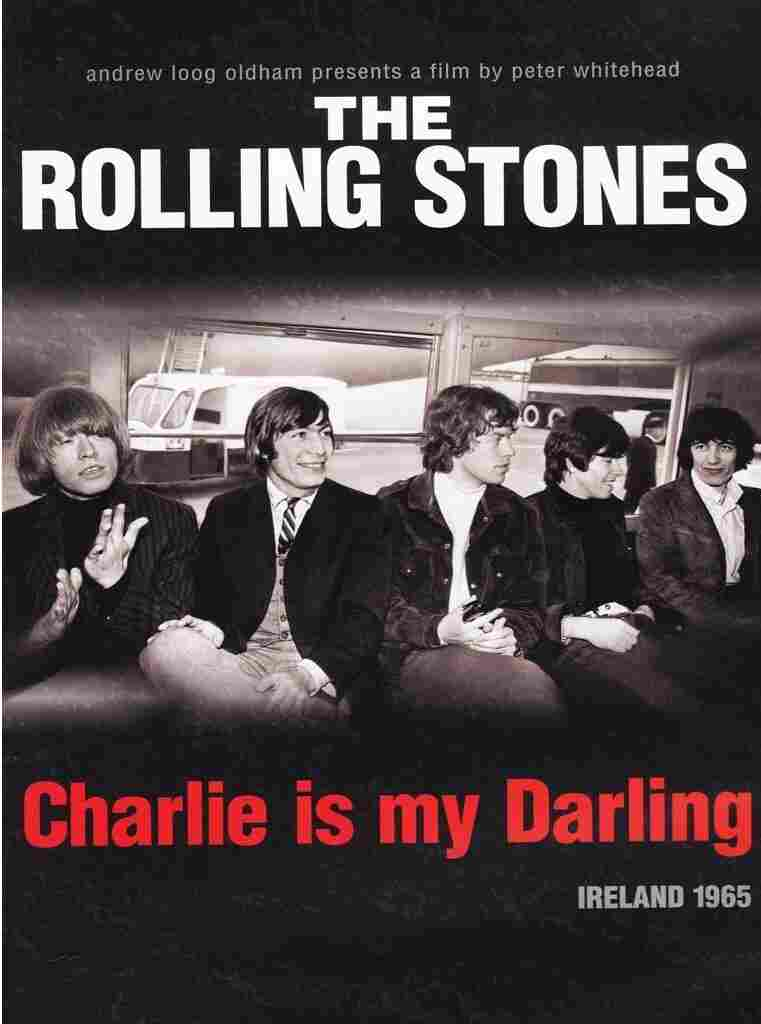 The cover of The Rolling Stones - Charlie Is My Darling.
