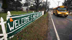 Near-Replica Of Sandy Hook Made Nearby For Students