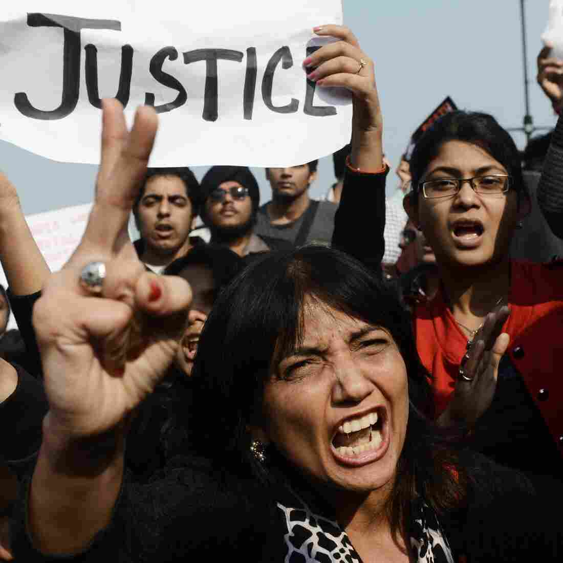 'Unprecedented' Public Rage Over Gang Rape In India