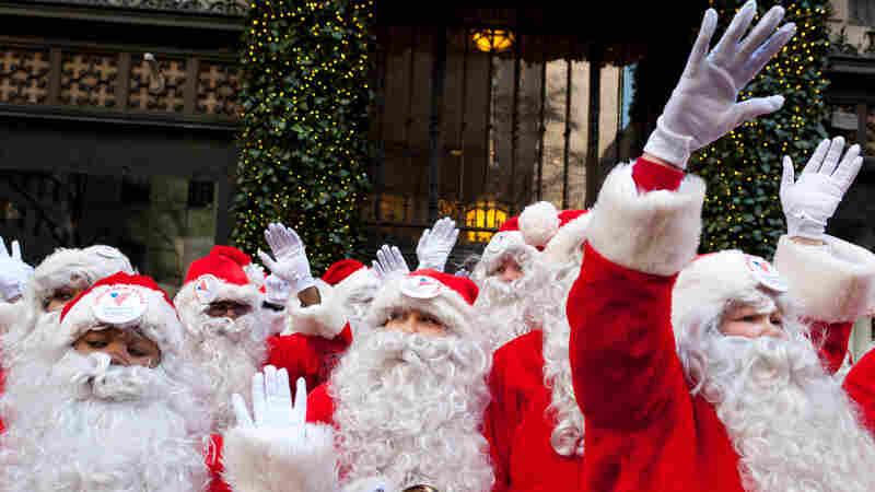 It's Not Jolly, It's A Job: You Need More Than A Beard To Be Santa