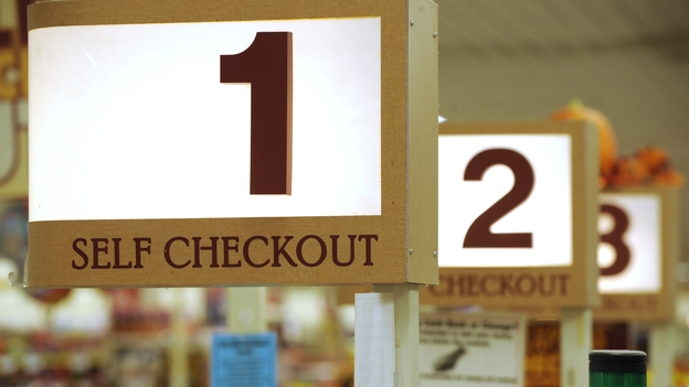 Despite their convenience, retailers are finding that shoplifting at self-serve checkout lines is surprisingly common.