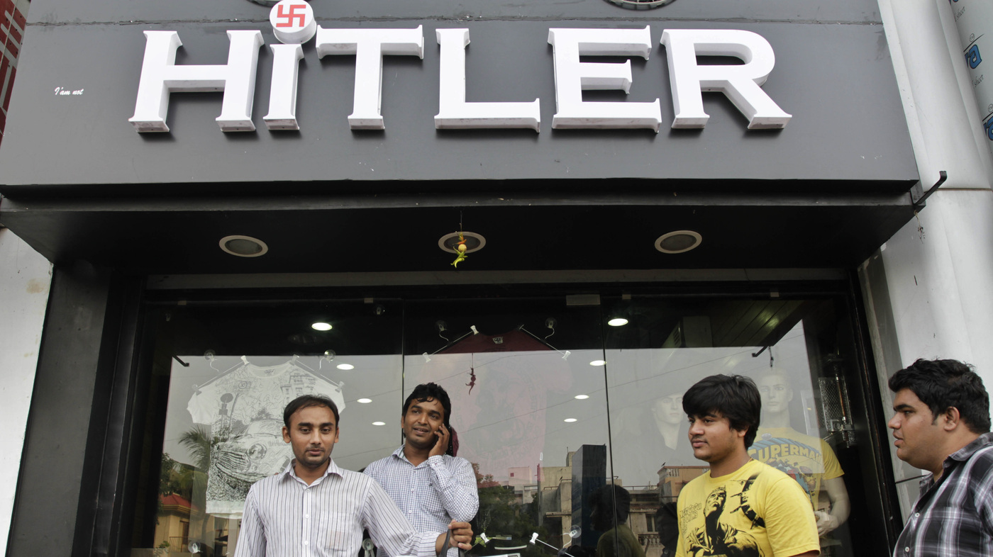 Indien Hitler
