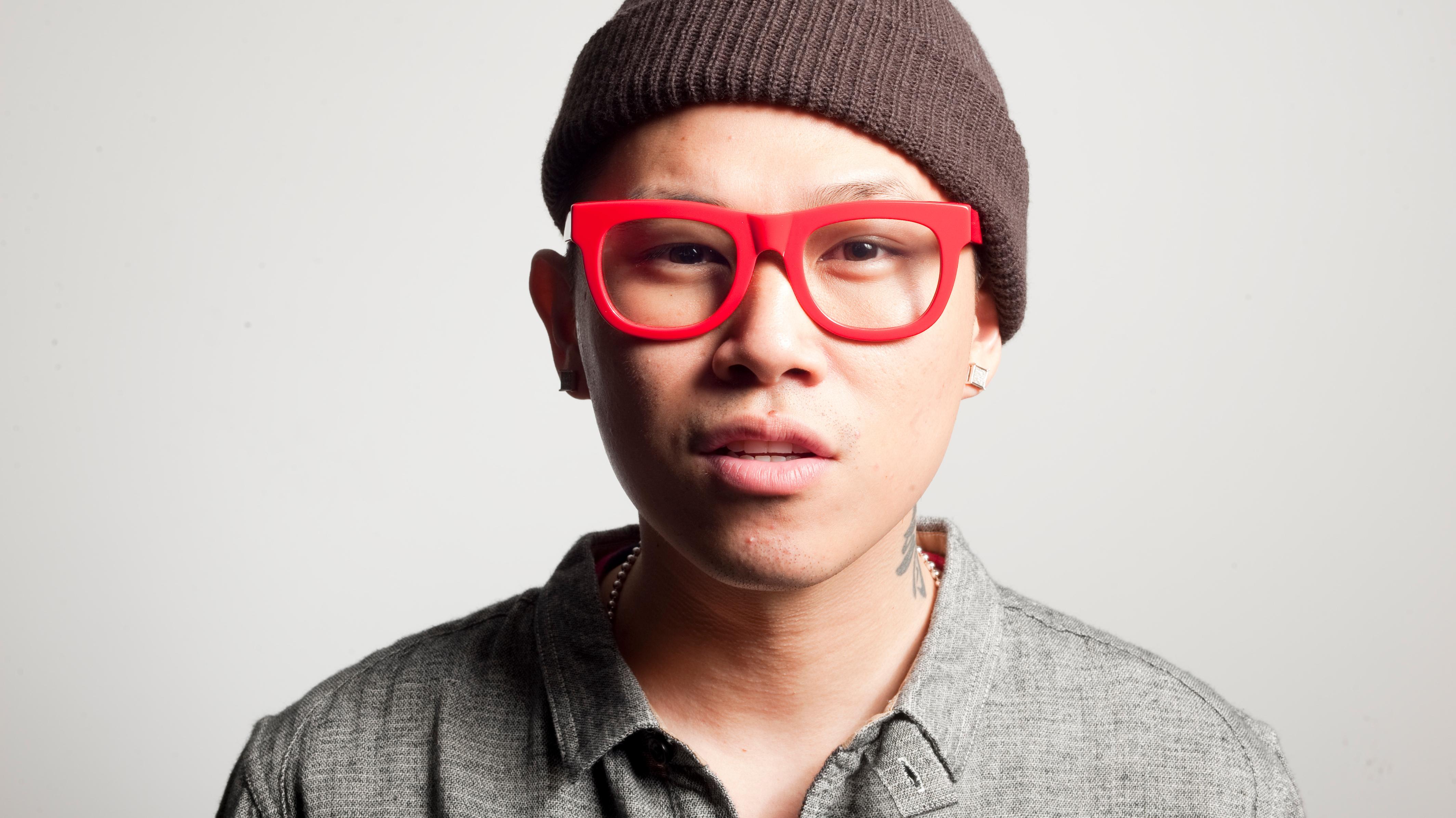 Asian rapper jin