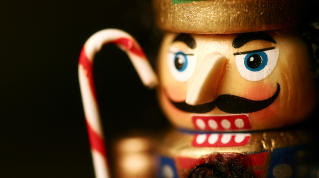 "E.T.A. Hoffmann's original story, ""Nutcracker and Mouse King,"" is darker and spookier than the ballet version most people know. (iStockphoto.com)"