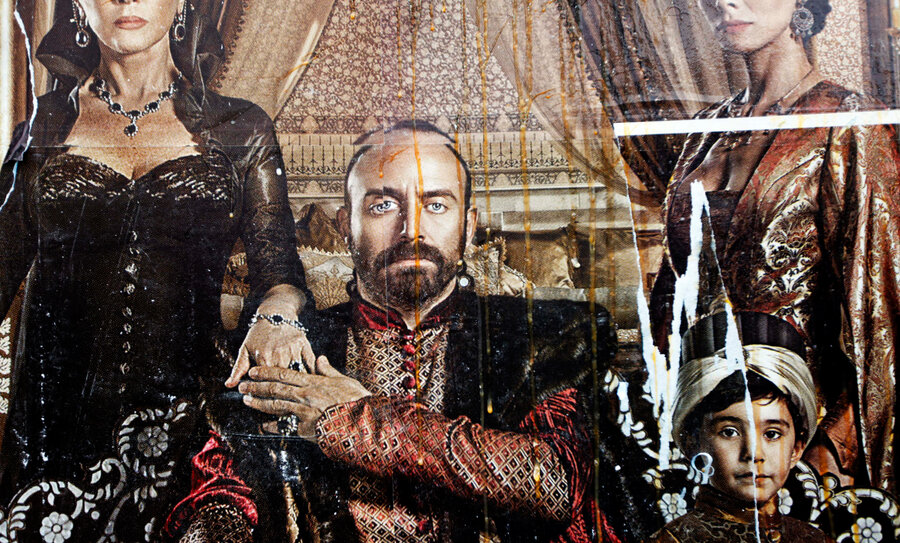 Suleiman the Magnificent novel