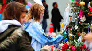 Pulling Together, Newtown Celebrates Holiday 'As Best We Can'