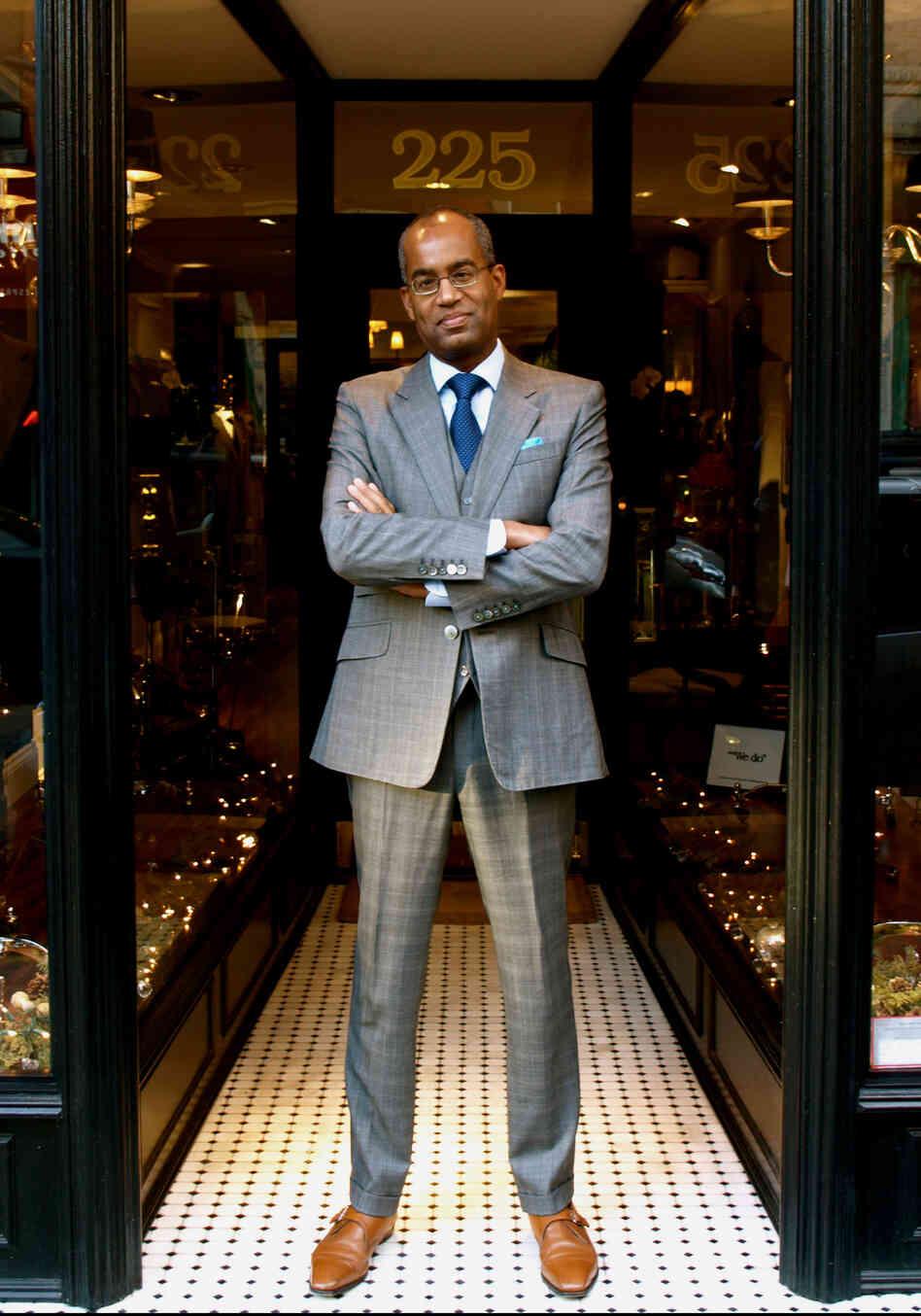 Why Black Men Tend To Be Fashion Kings Npr