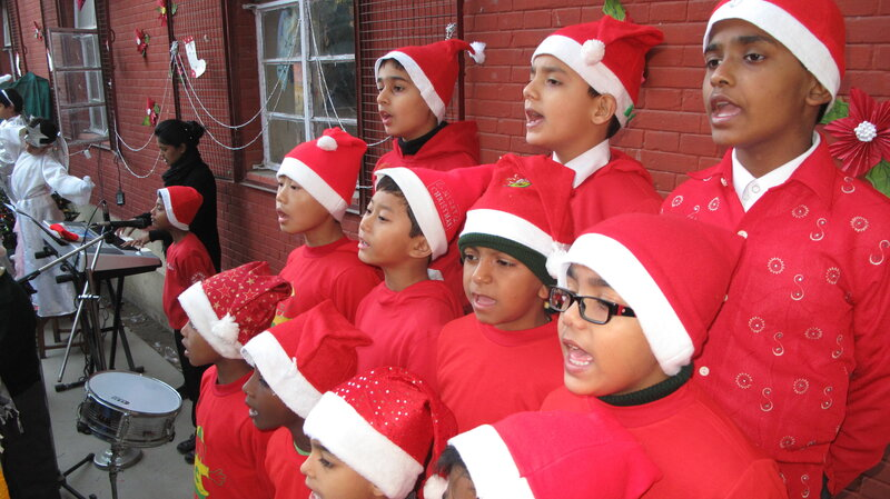 Christmas In India Images.In India All Religions Join In The Big Day Npr