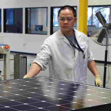 Rift With China Clouds Solar Industry's Future