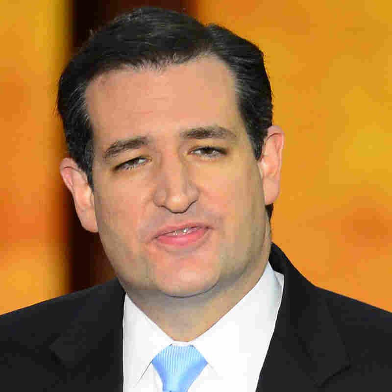 Sen.-elect Ted Cruz, R-Texas