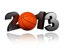 Basketball 2013 design.