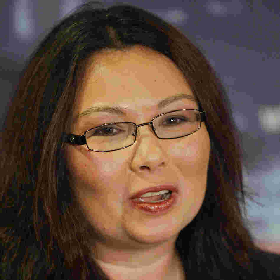 Rep.-elect Tammy Duckworth, D-Ill.