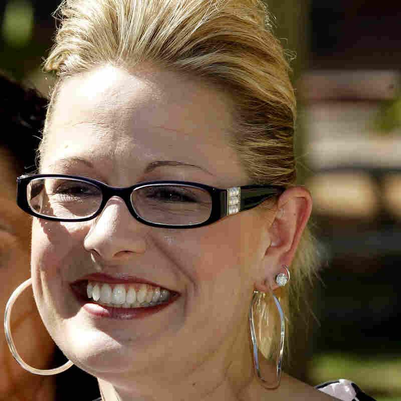 Rep-elect Kyrsten Sinema, D-Ariz.