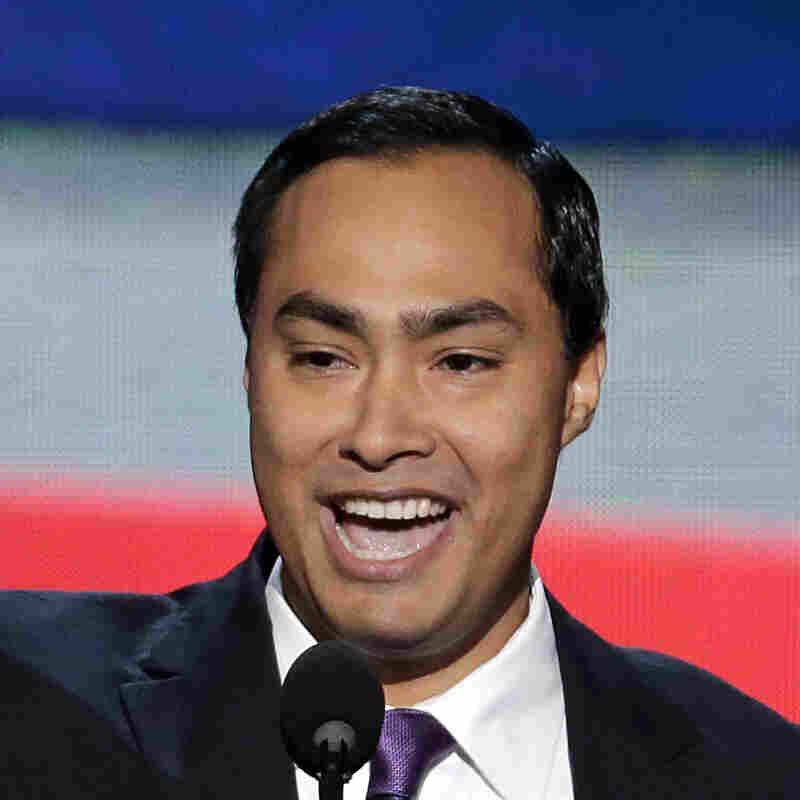 Rep.-elect Joaquin Castro, D-Texas