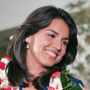 Tulsi Gabbard joins Congress as a Democrat from Hawaii, a military veteran and at 31, one of the youngest members of the House.