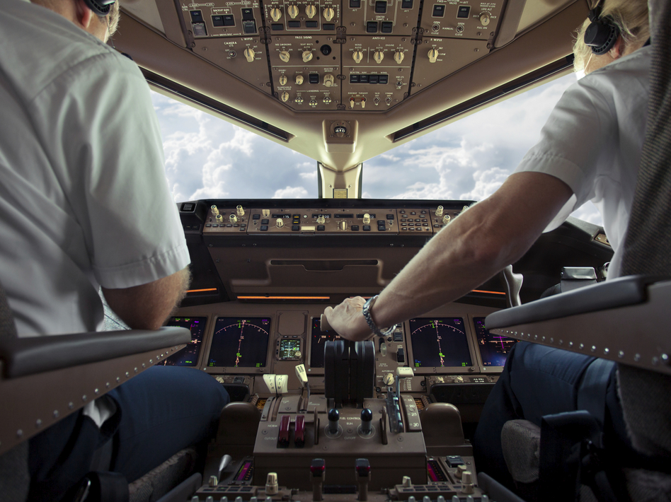 Starting next summer, aspiring commercial pilots will need 1,500 hours of flight training before they can be hired. This dramatic increase, among other factors, is making airlines worry that there will not be enough pilots to maintain current service.