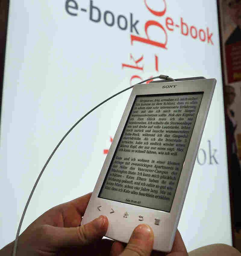 E-books allow publishers more opportunity to experiment with pricing than traditional paper books.